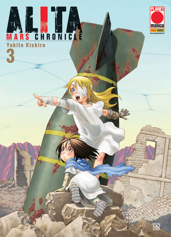 Alita Mars Chronicle...