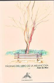 Páginas del libro de la melancolía