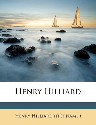Henry Hilliard