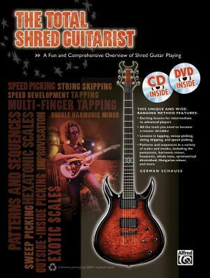The Total Shred Guitarist