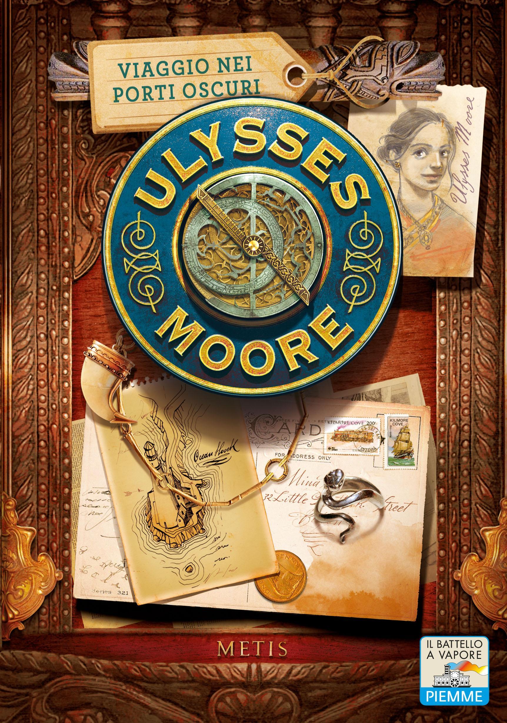 Ulysses Moore - 14. ...