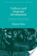 Culture and Language Development