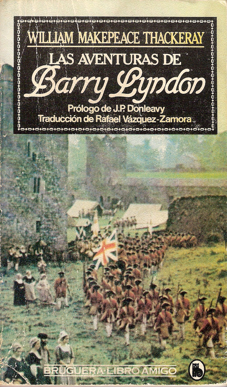Las aventuras de Barry Lyndon