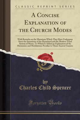A Concise Explanation of the Church Modes