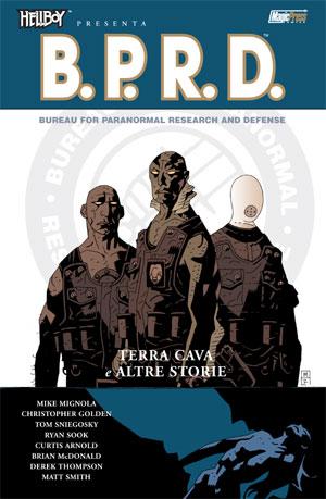 B.P.R.D. - vol. 1