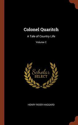 Colonel Quaritch