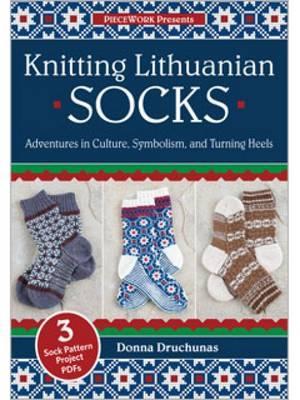 Knitting Lithuanian Socks DVD