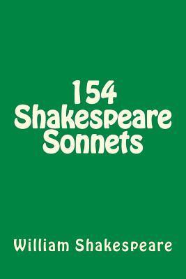 154 Shakespeare Sonnets