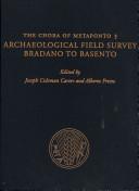 The Chora of Metaponto 3