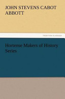 Hortense Makers of History Series