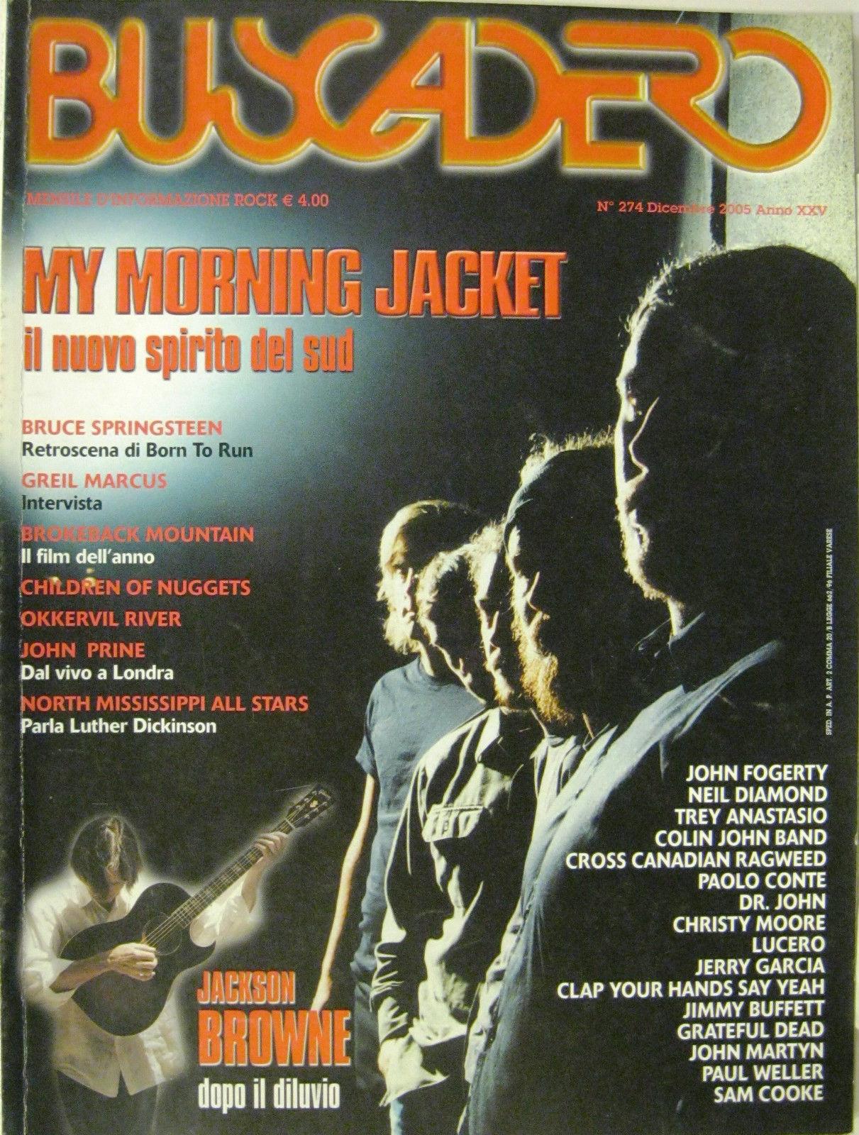 Buscadero n. 274 (dicembre 2005)