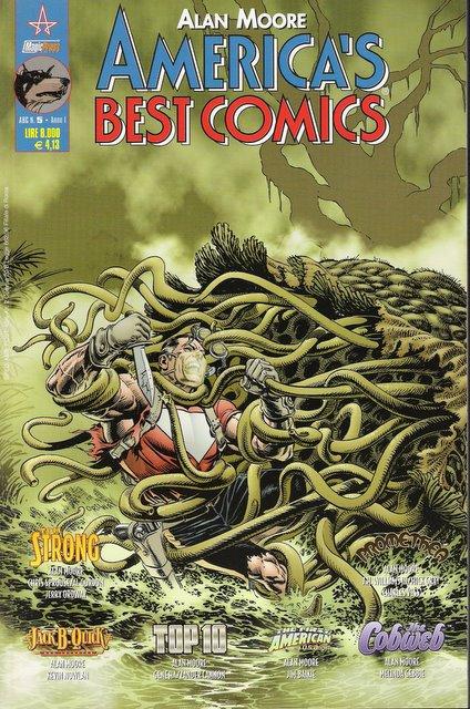 America's Best Comics vol. 05