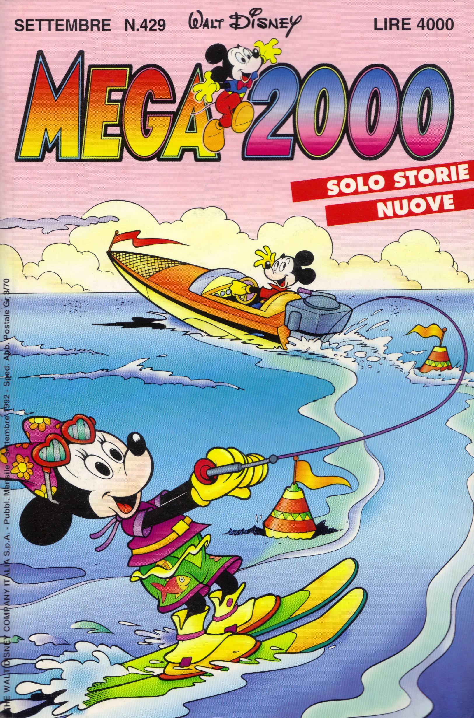 Mega n. 429