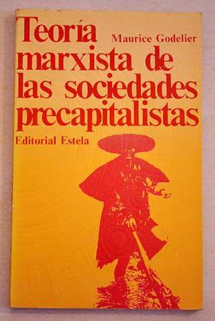 Teoría marxista de ...