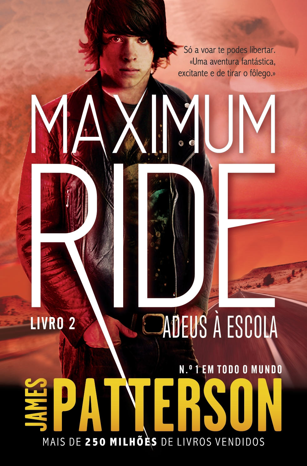 Maximum Ride, 2