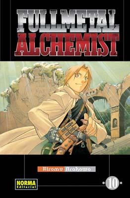 Fullmetal alchemist #10 (de 27)