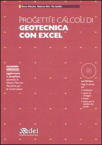 Progetti e calcoli di geotecnica con Excel