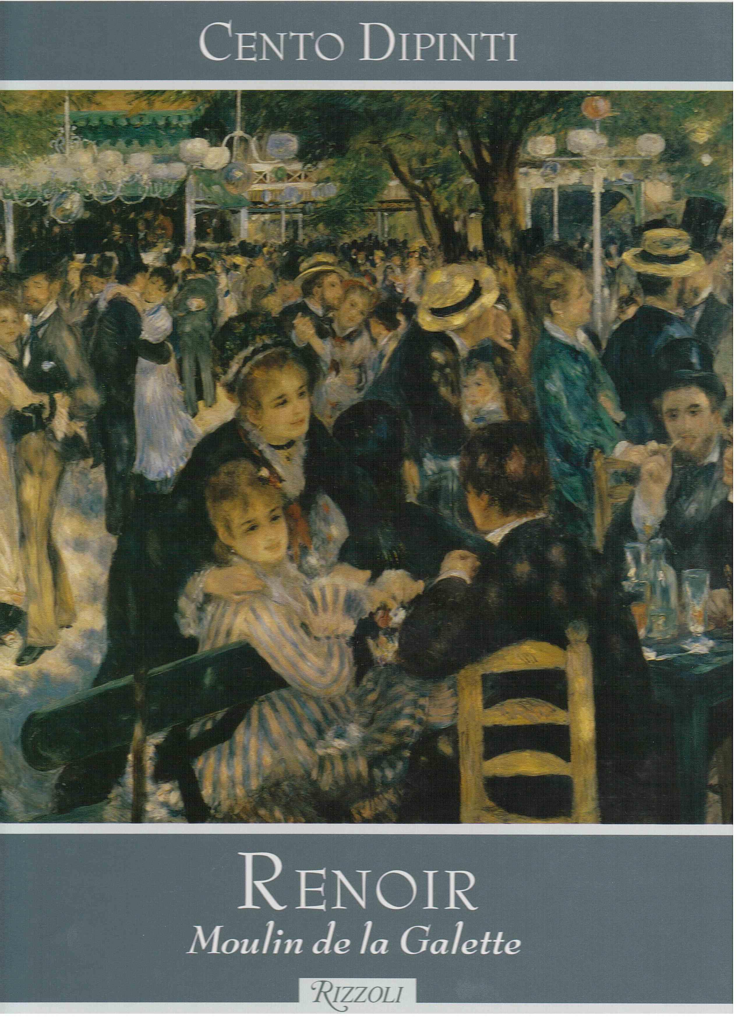 Renoir: Moulin de la...