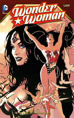 Wonder Woman di Yanick Paquette n. 6