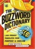 The Buzzword Dictionary