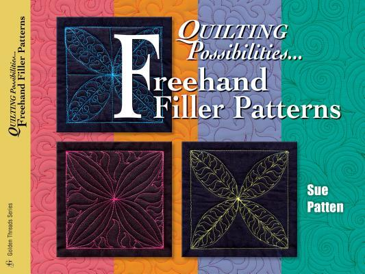 Quilting Possibilities...freehand Filler Patterns