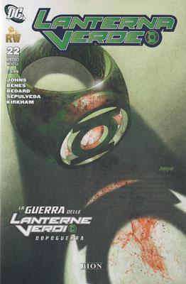 Lanterna Verde n. 22