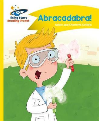 Reading Planet - Abracadabra! - Yellow