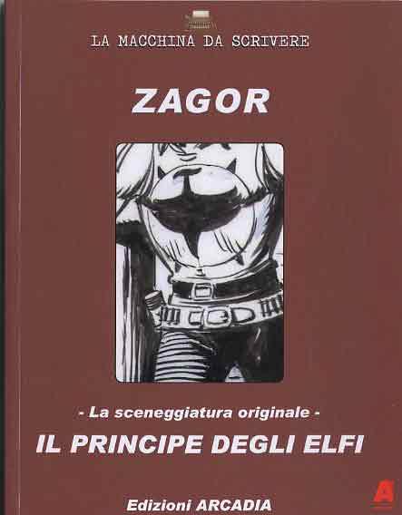 Zagor - Il principe degli elfi