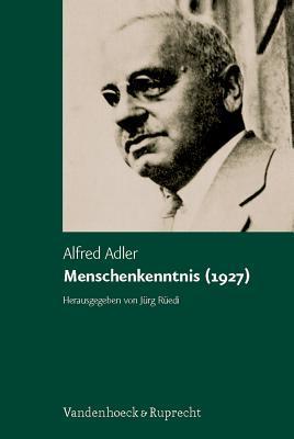 Menschenkenntnis 1927