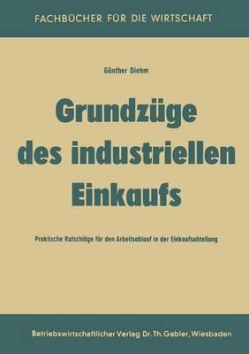 Grundzüge Des Industriellen Einkaufs