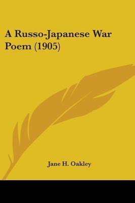 A Russo-Japanese War Poem (1905)