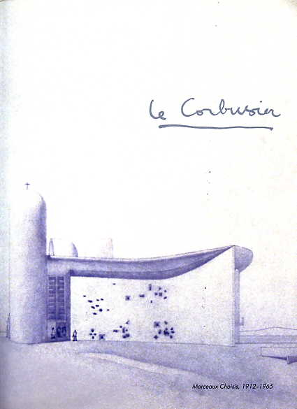 科比意 Le Corbusier