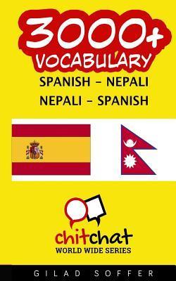 3000+ Spanish Nepali Nepali-Spanish Vocabulary