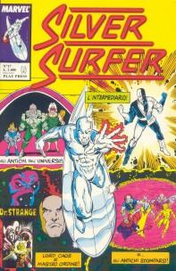 Silver Surfer n. 17 ...