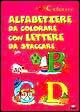 Alfabetiere da colorare