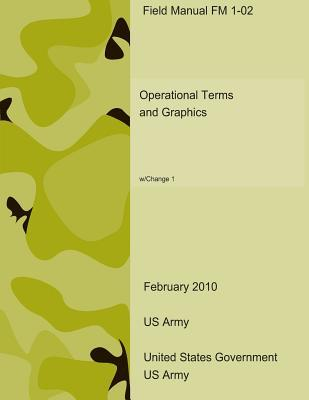 Field Manual Fm 1-02 - Operational Terms and Graphics W/Change 1 February 2010 Us Army