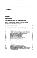 International statistical classification of diseases and related health problems