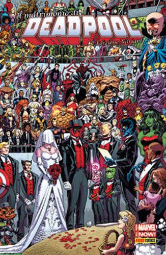 Deadpool n. 45 - Variant Matrimonio