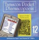 Tarascon Pocket Pharmacopoeia Deluxe PDA 12 month subscription on CD for Palm OS or Pocket PC