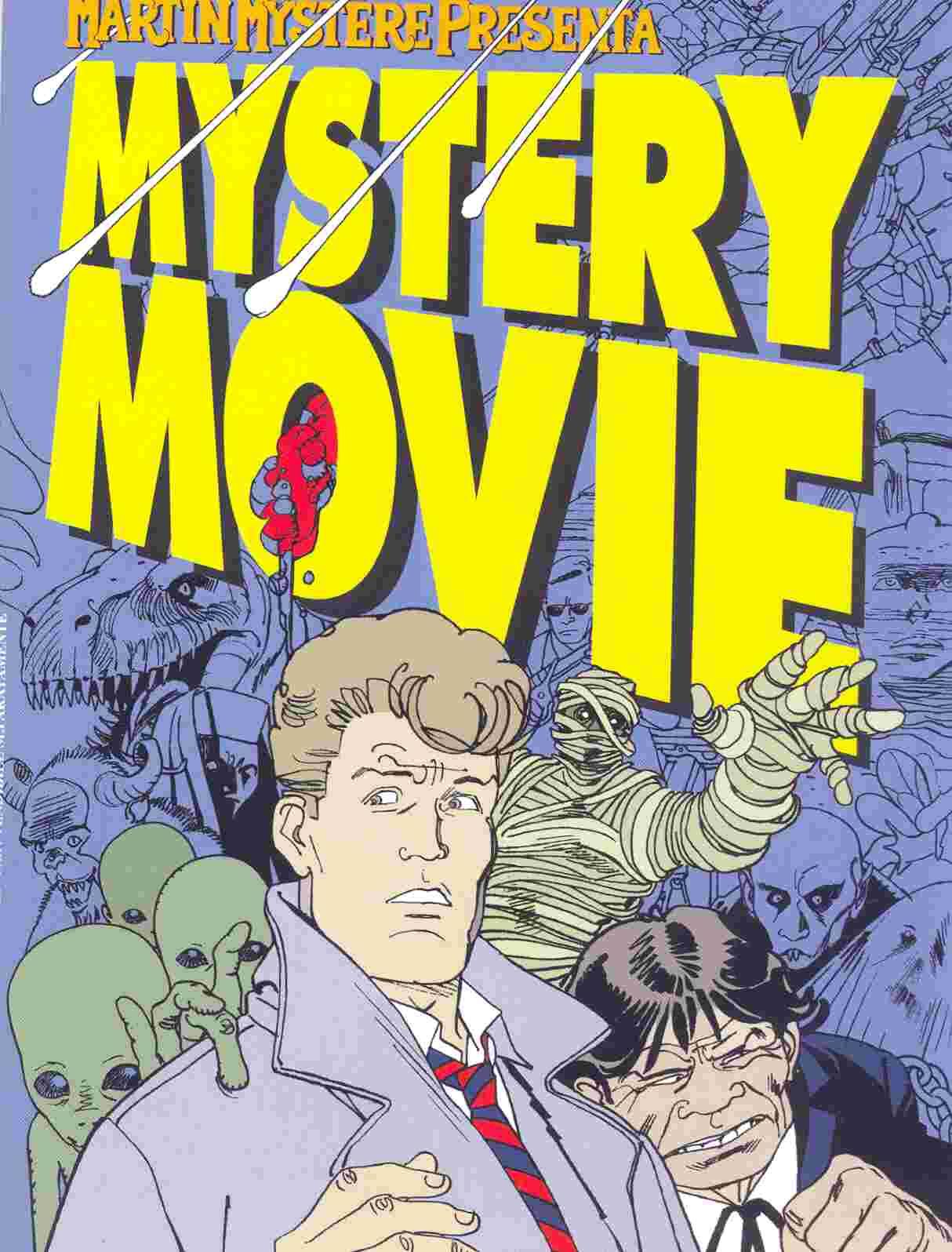 Martin Mystère presenta: Mystery Movie