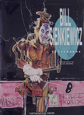 Bill Sienkiewicz Ske...