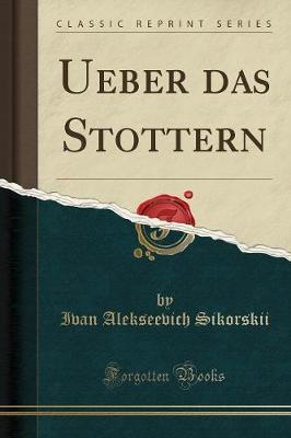 Ueber das Stottern (Classic Reprint)