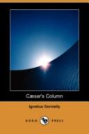 C]sar's Column (Dodo Press)