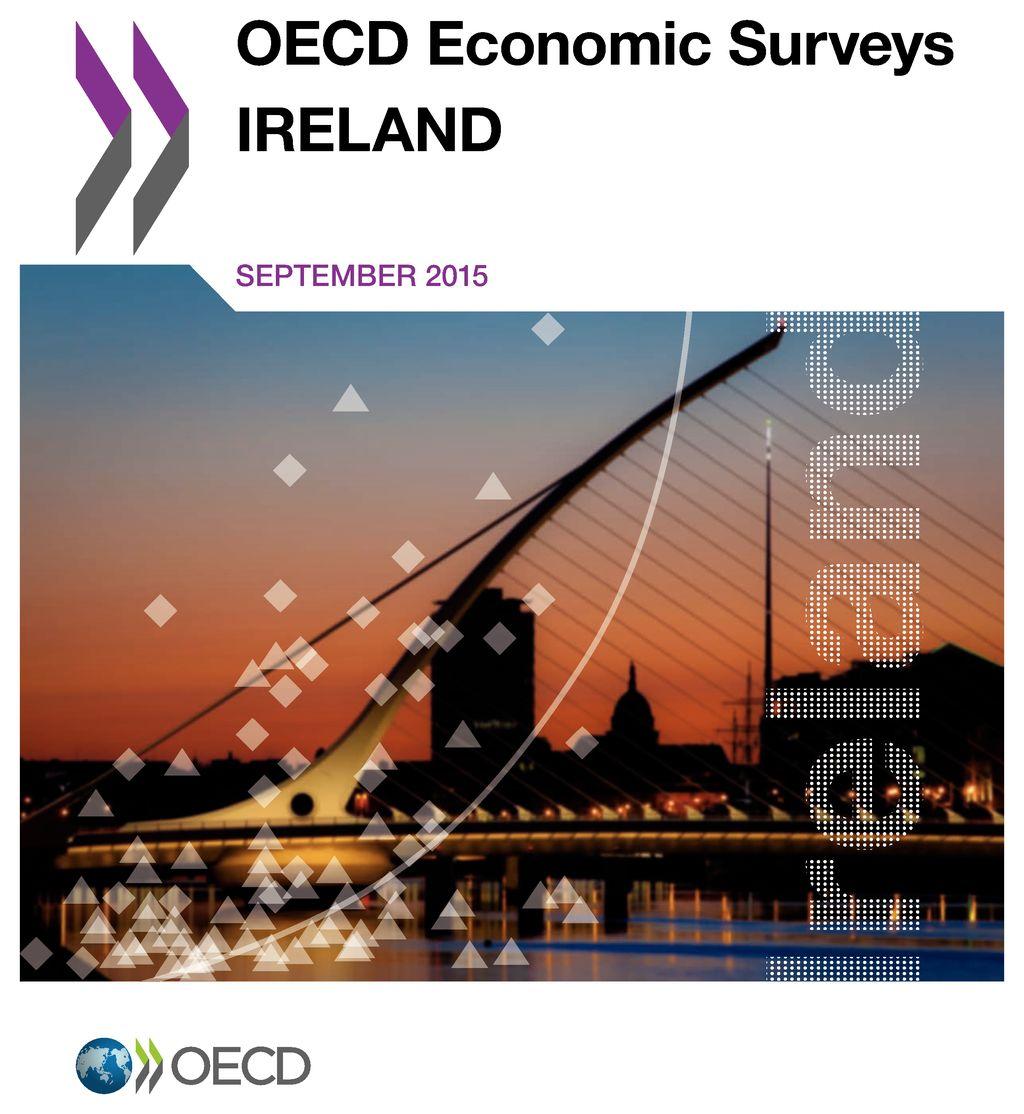 OECD Economic Surveys: Ireland 2015