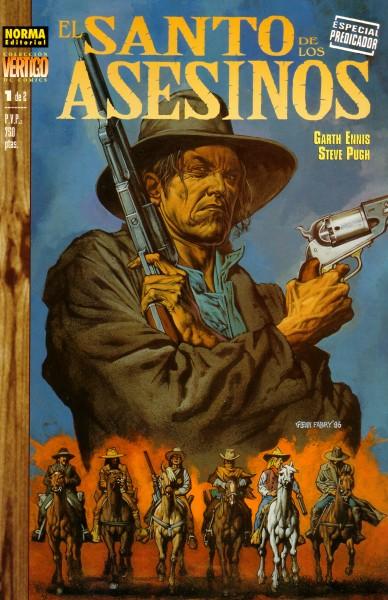 Especial Predicador: El Santo de los asesinos #1 (de 2)