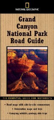 National Geographic Grand Canyon National Park Road Guide