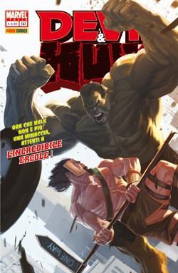 Devil & Hulk n. 141