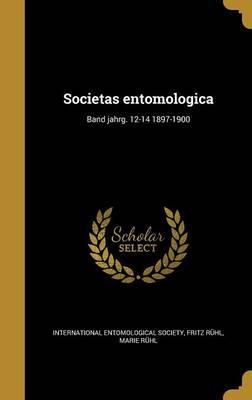 GER-SOCIETAS ENTOMOLOGICA BAND