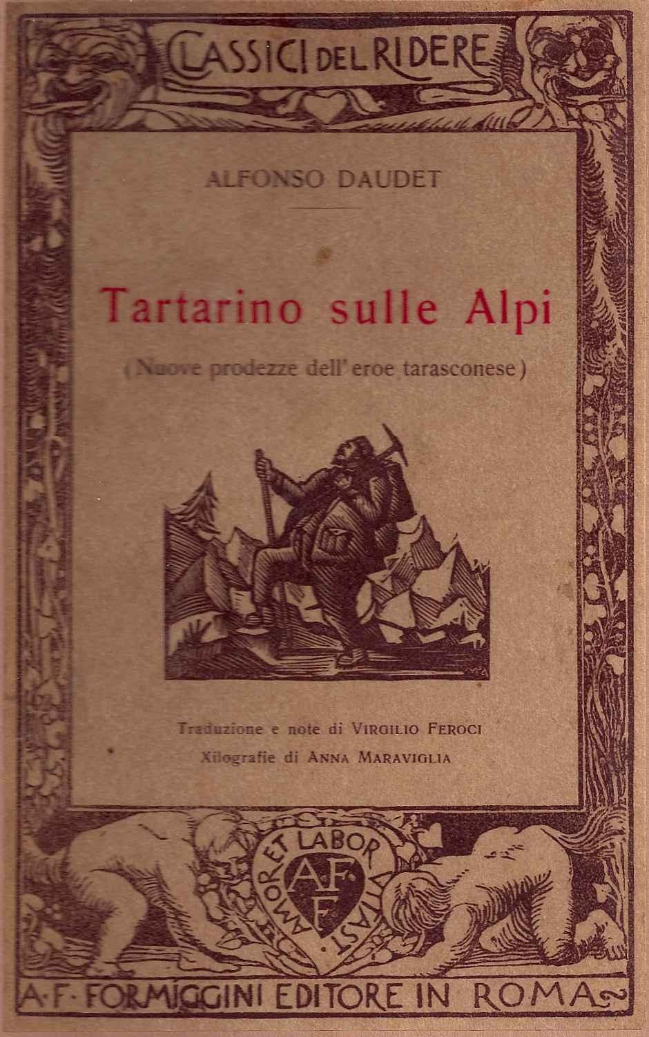 Tartarino sulle Alpi