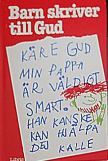 Barn skriver till Gu...